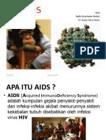 HIV AIDS Februari 2014