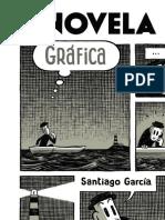 La novela gráfica Santiago García