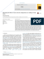 Measuring the effects of street network configurations on walking in Seoul, Korea.pdf