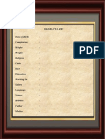 Biodata for Marriage - Elegant Maroon.docx