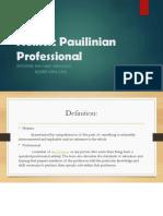 Holistic-Pauilinian-Profession.pptx