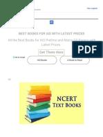 List of Best NCERT Books for IAS Exam - IAS Kracker.pdf