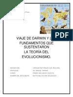 Trabajo May Biología Darwin