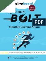 Bolt August 2018 [Www.aimbanker.com]