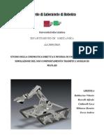 Relazione Matlab Gruppo 4