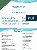 Prince Plc & Scada Ppt
