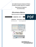 M Electronica Basica 2018-1