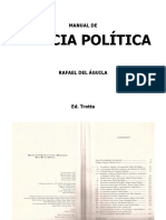 117169439 Manual de Ciencia Politica Rafael Del Aguila