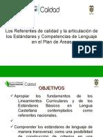 la articulacion del sector del español