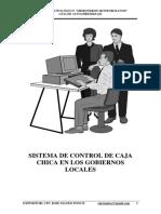 Enunciado de Fondo Fijo Municipalidad Provincial