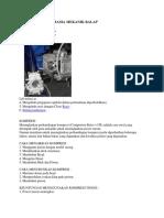 Orek Mesin Motor Rahasia Mekanik Balap