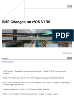 SMF Changes on zOS V1R9_Final