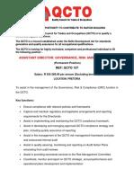 QCTO157 - Advertisement ASD GRC.pdf