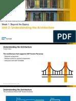 The architecture behind SAP Screen Personas SAP  Week 1 Unit 2 Uta Presentation