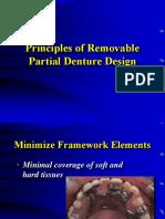 10. Principle Partial Dent Design