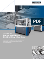 DATRON CNC-Machine Catalogue Prosp En