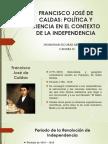 Unidad 3 Francisco José de Caldas - Jhonathan Escobar