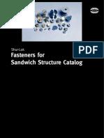Fasteners for Sandwich Struture Catalog