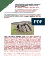 Protocolonización, Precolonización y Colonización de La Península Ibérica; Los Hijos de Canaán (Cap. 122 Los Bueyes de Gerión...)