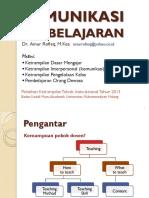 Komunikasi pembelajaran AINUR ROFIEQ 1.pdf