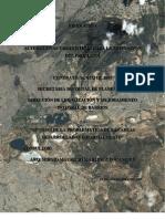 Retrospectiva Asentamientos Informales en Bogota