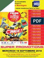 Bons Promo 3 - Fam 2018 - France Bleu Nord