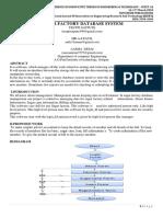 SUGAR FACTORY DATABASE SYSTEM