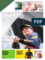 2018 Metro