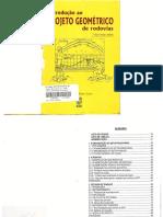 Livro Shu Han Lee - Introdução Ao Projeto Geométrico de Rodovias