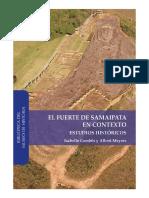 Samaipata - Estudios Históricos