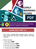 EWS_pelatihan Code Blue Ews