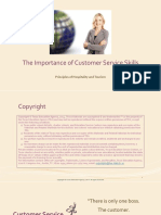 The Importance of Customer Service Skills