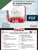 Coca-cola Amatil Presentasi