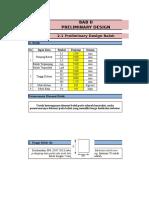 PRELIMINARY DESIGN BETON II.xlsx