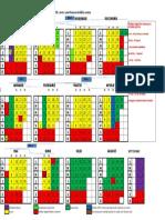 Calendar Scolar Ani v. 2018- 2019