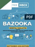 PracticeMock Bazooka September 2018 Edition