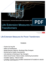 Life Extension Measures