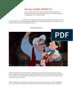 Dongeng Pinokio Dan Kakek Geppetto 5