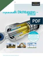Trelleborg Hydraulik Dichtungen Linear de 2017