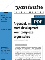 Argonaut Management Development Voor Complexe ties