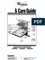 Use and Care Guide - 3368027