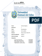 Química Orgánica Informe n7