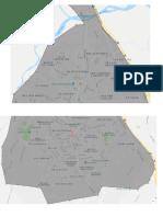 Mapa de Bonao Sin Division