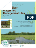 updated cedar river watershed management plan