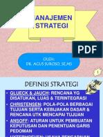 The  Five Tasks of Strategic Management.ppt