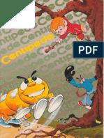 Atari Centipede Comic