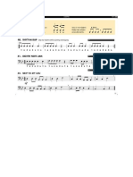 Saxophone book page