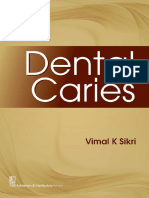 Dental Caries - Vimal K Sikri - (2016)