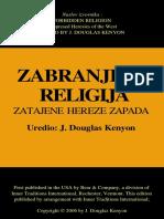 Douglas Kenyon - Zabranjena Religija