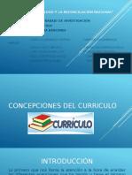 Concepciones Del Currículo Autoguardado (2)